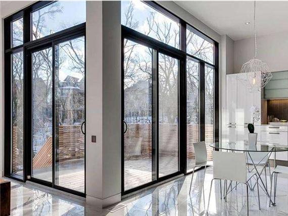 在安装成都断桥铝门窗会提到的窗纱一体是什么意思?