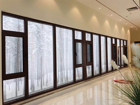 如何对成都铝合金门窗的安装和质量进行检查