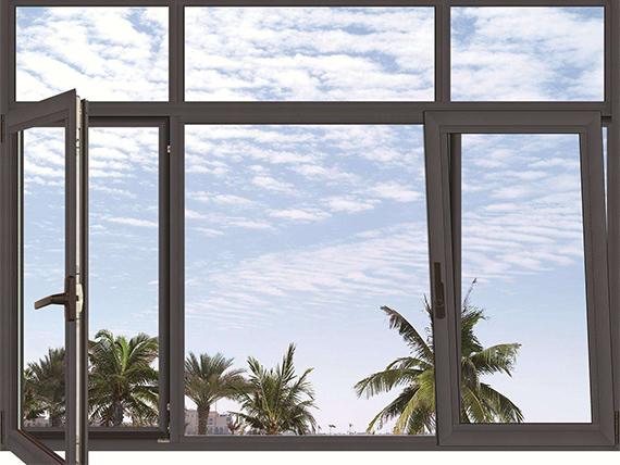 成都铝合金门窗安装厂家