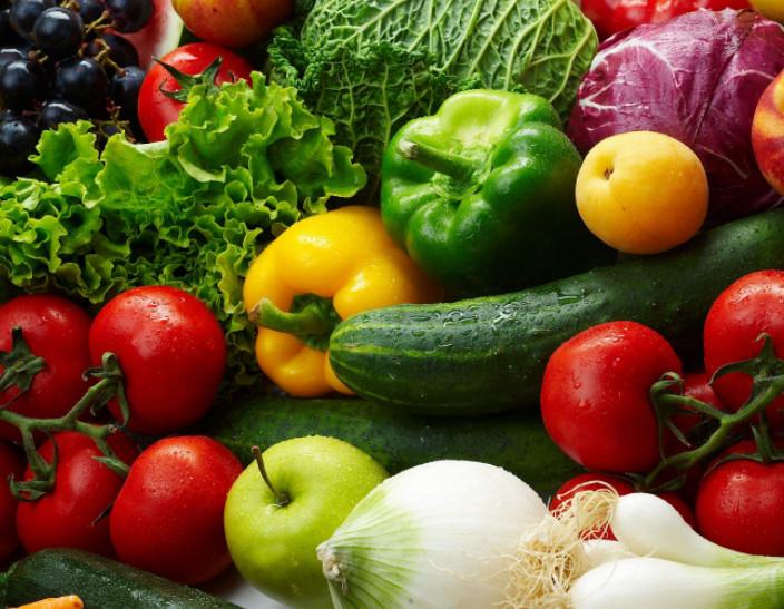 蔬菜水果图