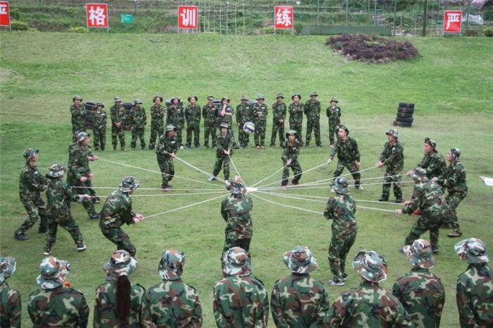 兵合拓展培训