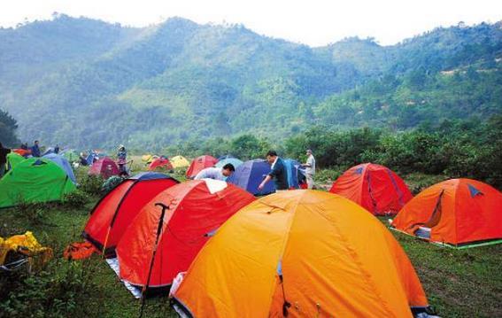 初次户外露营需要准备什么