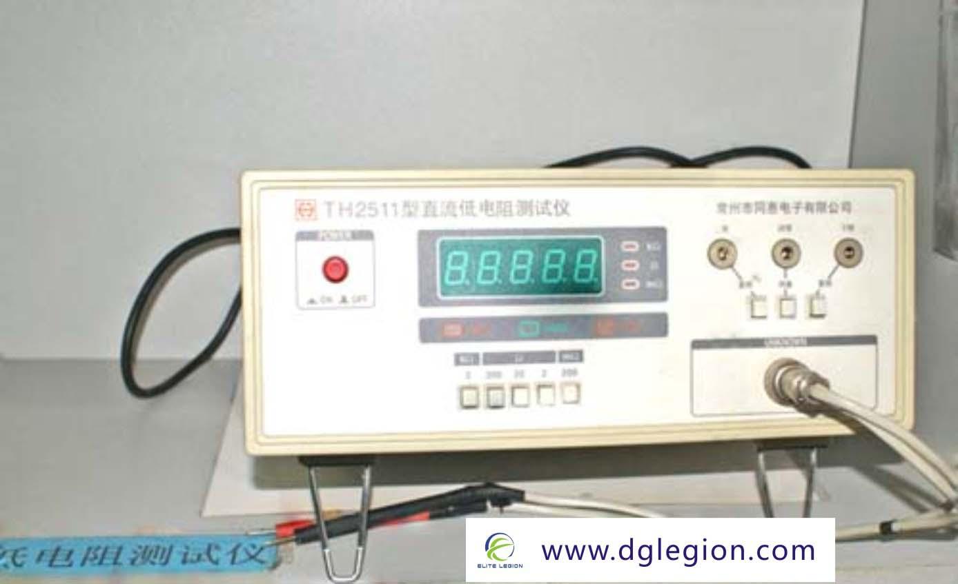 低电阻测试仪
