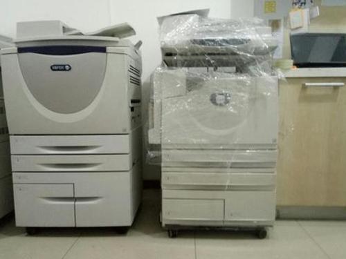 成都打印机租赁成功案例