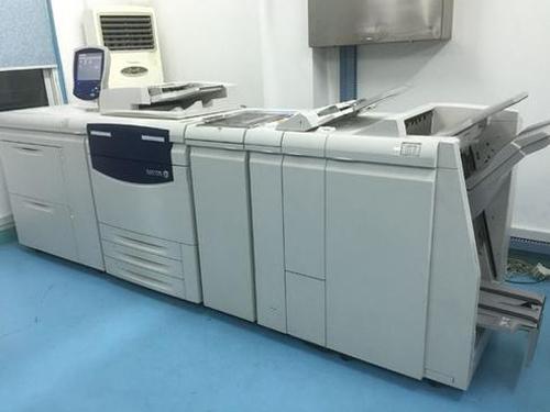 成都复印机出租成功案例
