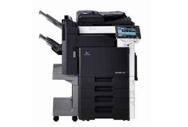成都复印机出租-柯美C758