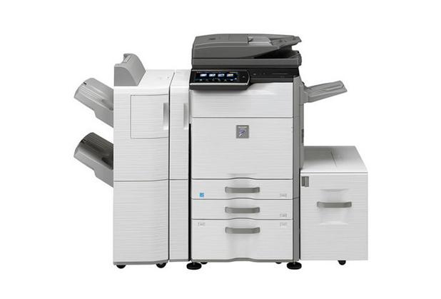 成都打印机出租-夏普MX-M5658N