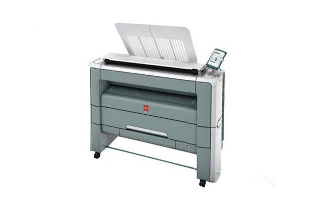 成都工程复印机租赁-奥西PW350
