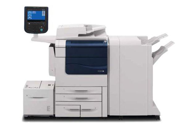 成都复印机出租