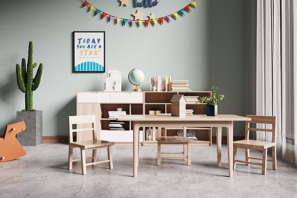 成都幼儿桌椅定制