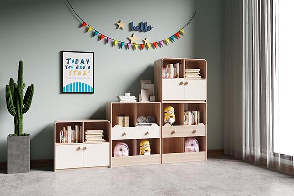 幼儿实木柜