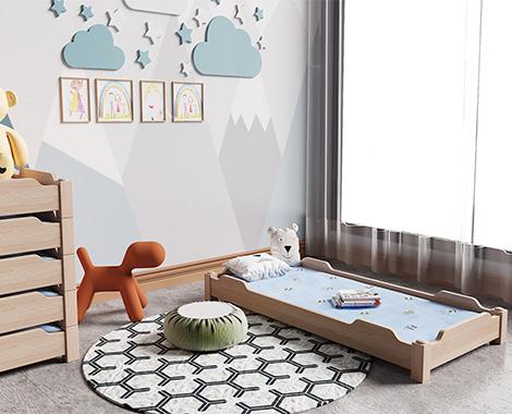 到底应该如何选择成都幼儿园家具呢?