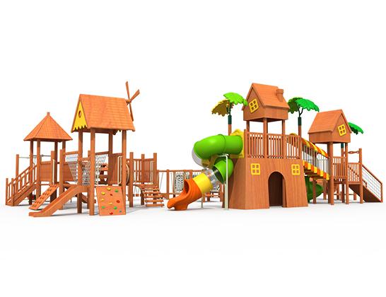 成都幼儿园滑梯定制