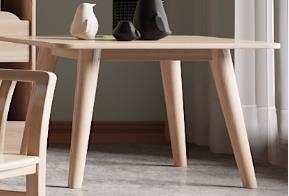 实木桌HA4-1X