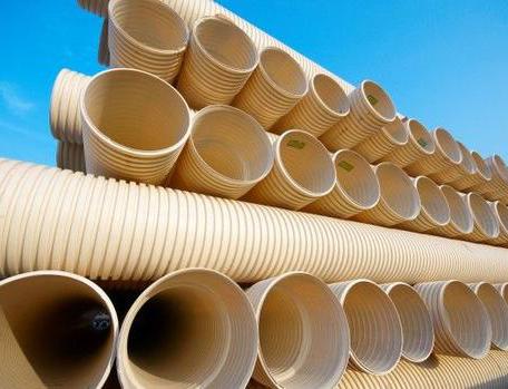 PVC波纹管进行水压试验消毒时的注意问题