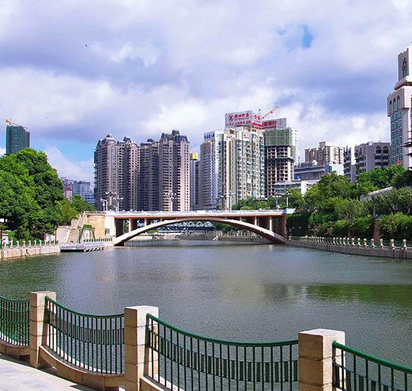 贵阳南明河水环境整治