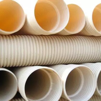 PVC波纹管的保养方法以及爆裂后处理措施
