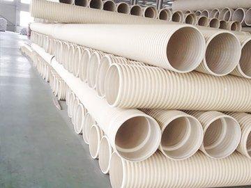 HDPE波纹管和成都PVC波纹管不同之处