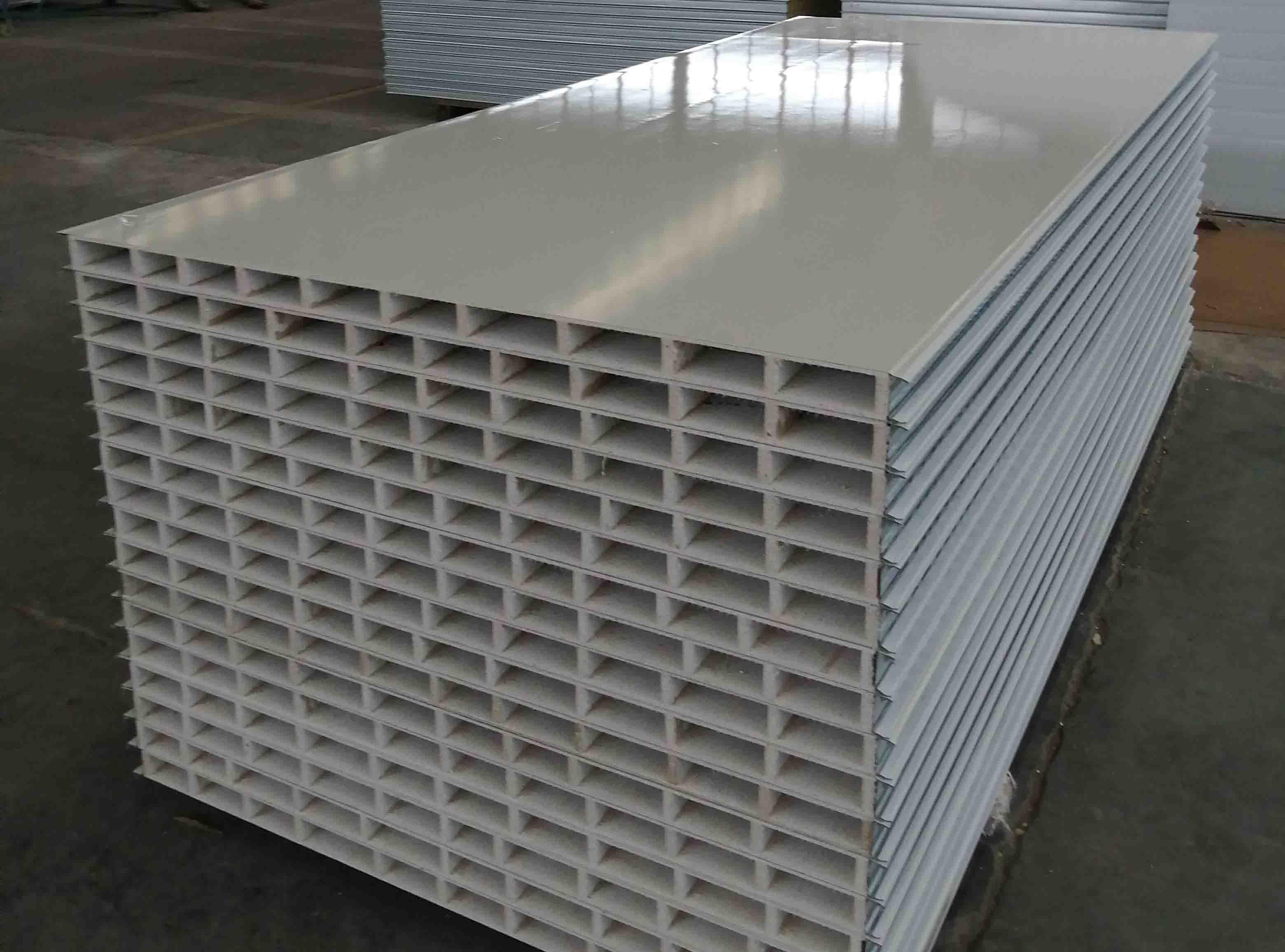 中空玻镁板对净化彩钢板的影响,千万不要错过