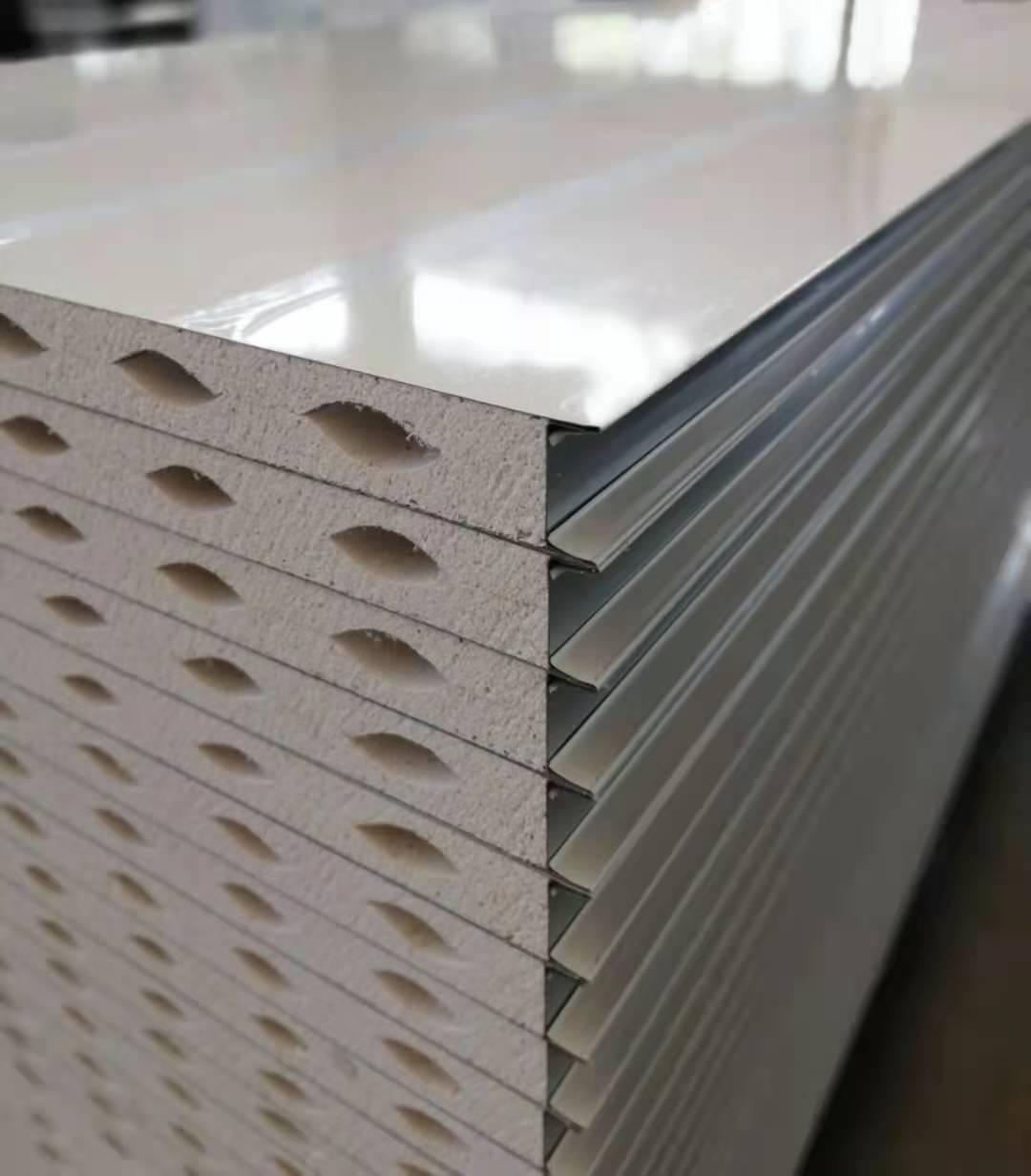 成都彩钢板—净化硫氧镁板