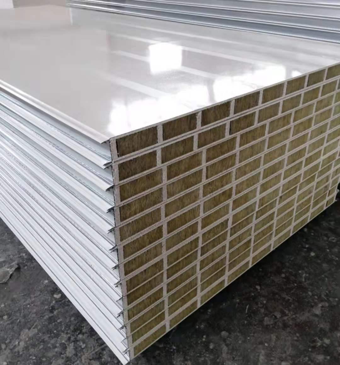 成都夹芯板—净化玻镁岩棉板