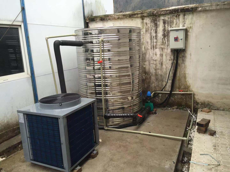 成都空气能热水器工程