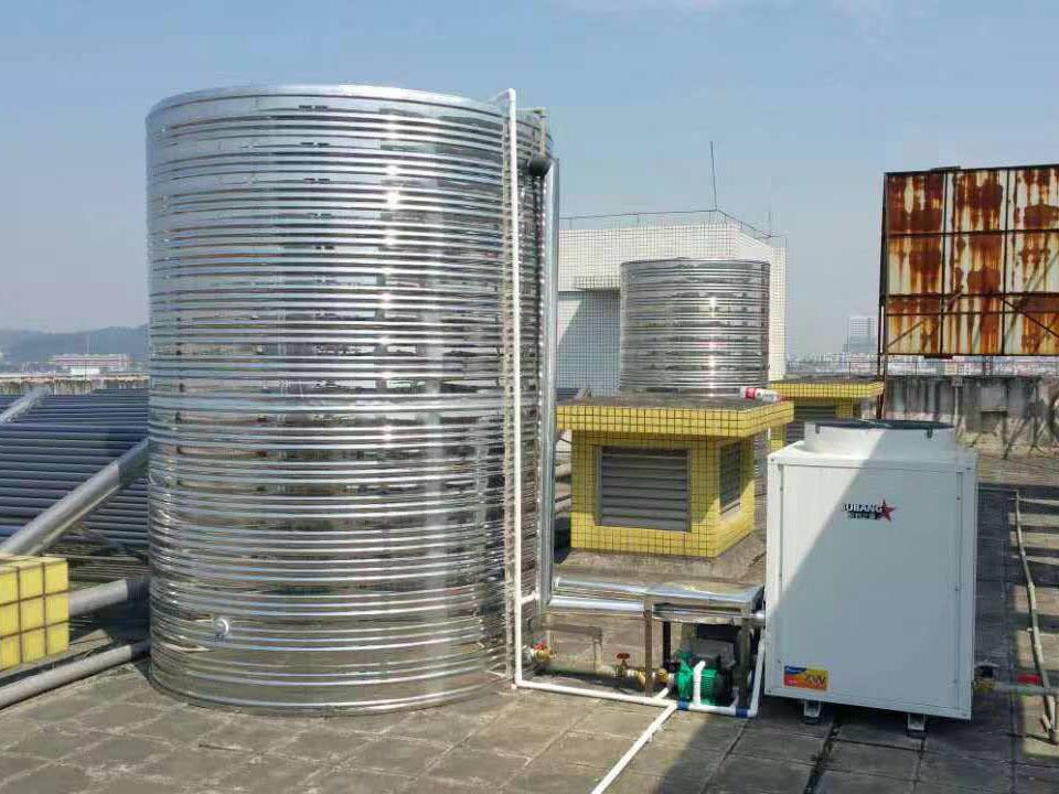 成都空气能热水器安装