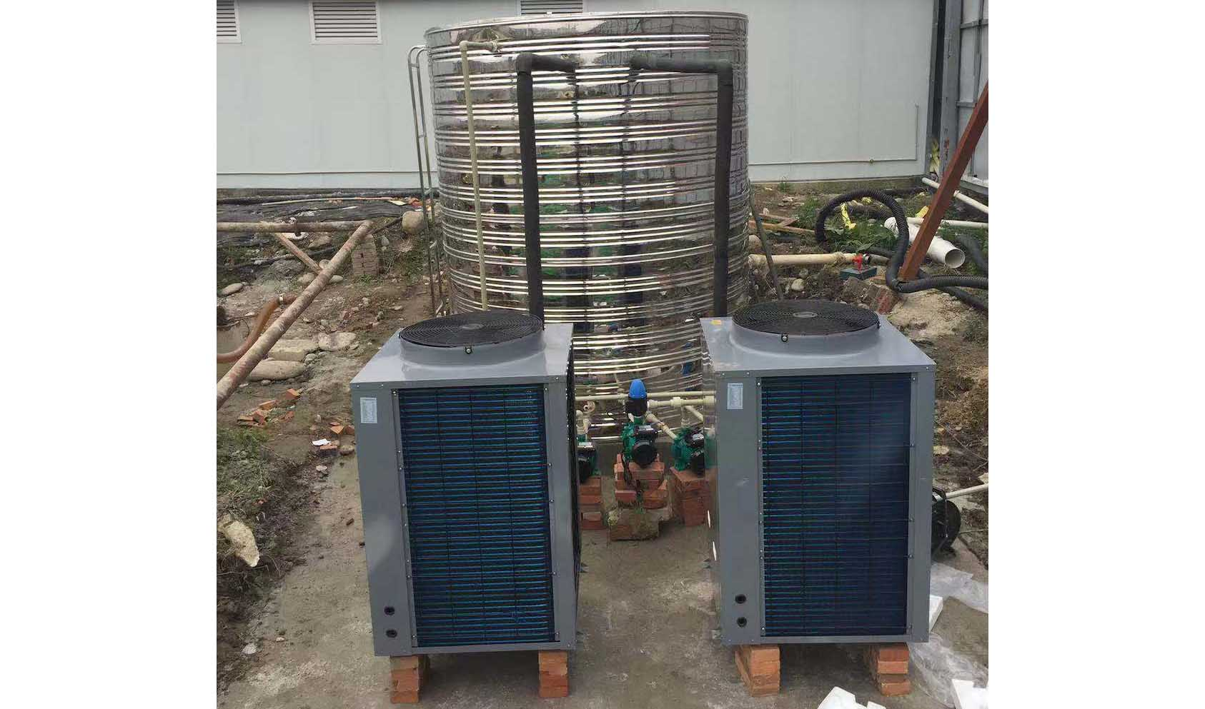关于空气能热水器的工作原理解析