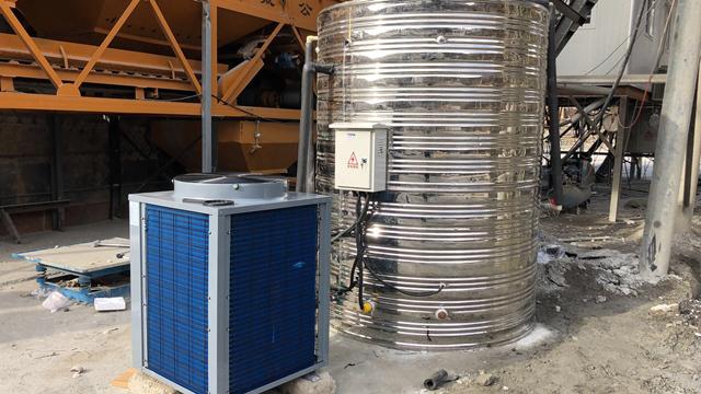 商用-成都空气能热水器案例