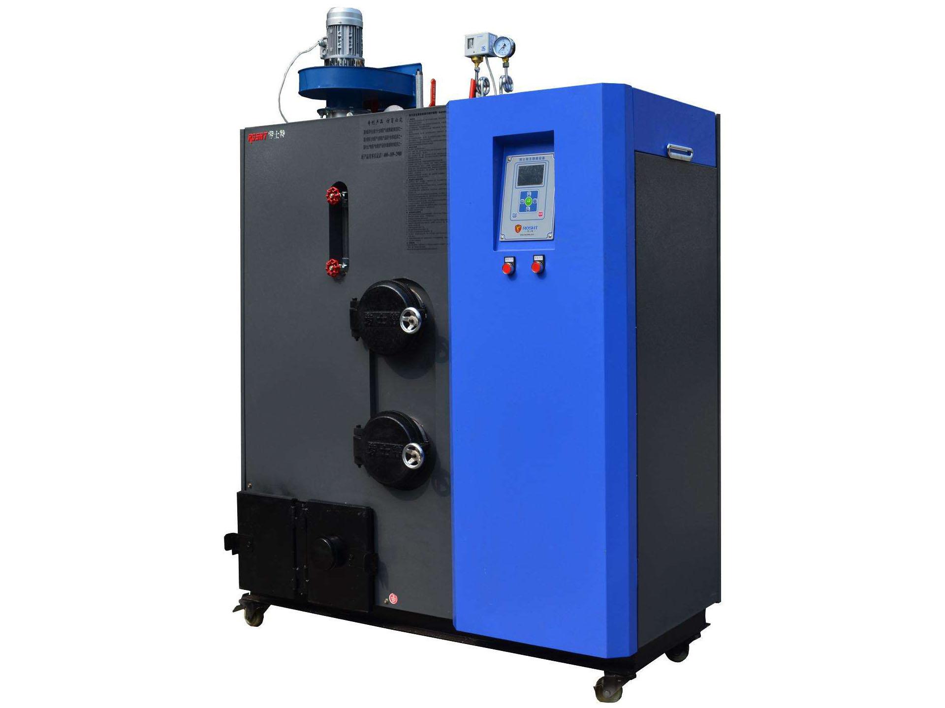 详浅析成都蒸汽发生器的燃烧设备种类