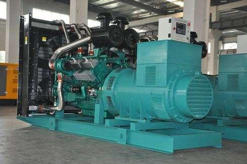 玉柴发电机厂家讲解柴油发电机组除锈方法