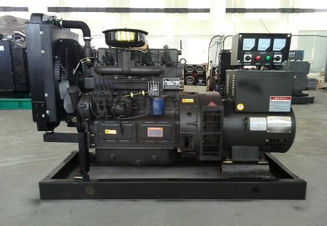 潍柴发电机厂家告诉您发电机组的机房安装说明