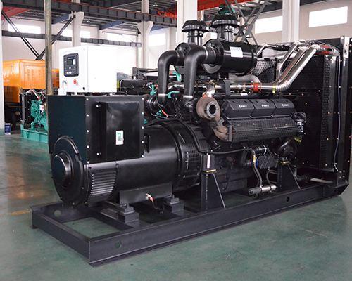 玉柴发电机厂家讲解柴油发电机不正常冒烟的原因