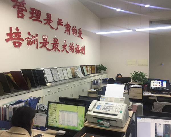 潍柴发电机厂家办公室环境