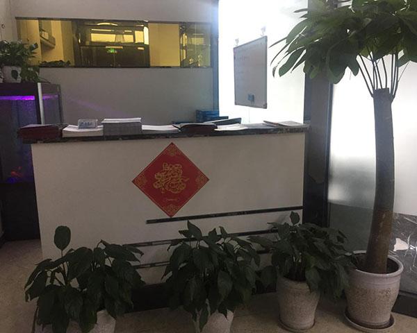 四川发电机厂家办公室环境