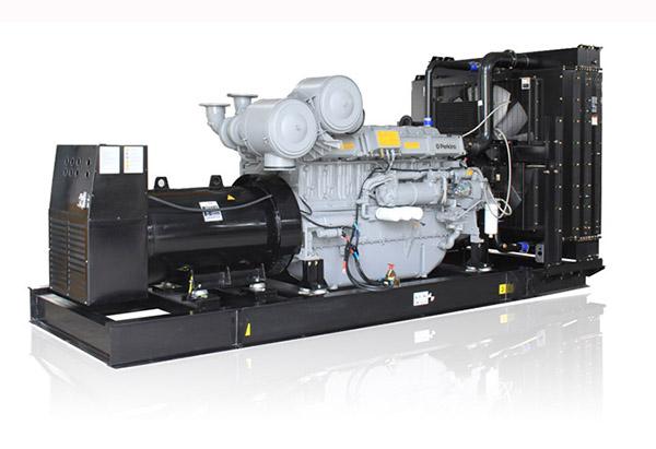 帕金斯1000KW发电机组