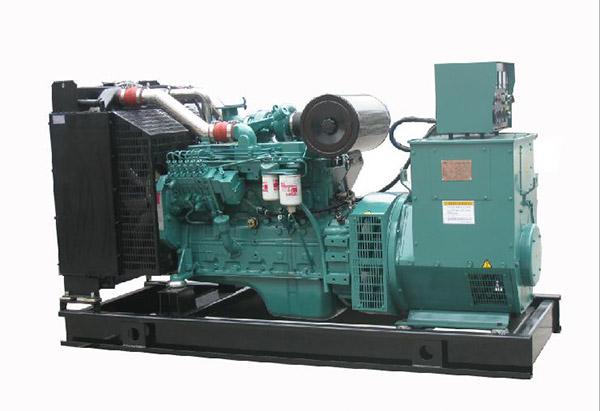 四川银行用发电机