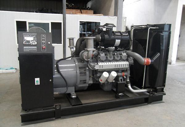 威曼柴油发电机组