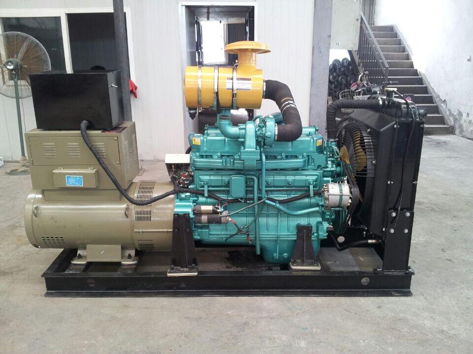 中泰国联简述潍柴柴油发电机的安装
