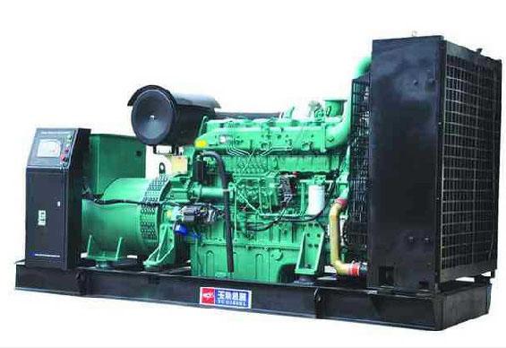 成都柴油发电机组进排系统应该怎么做?