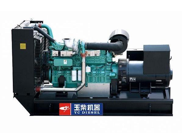 玉柴发电机厂家说一说发电机有哪些冷却方式