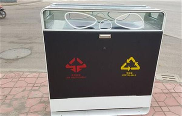 湖北垃圾箱的用途