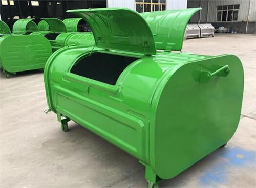 不锈钢垃圾箱是否环保?有哪些优点
