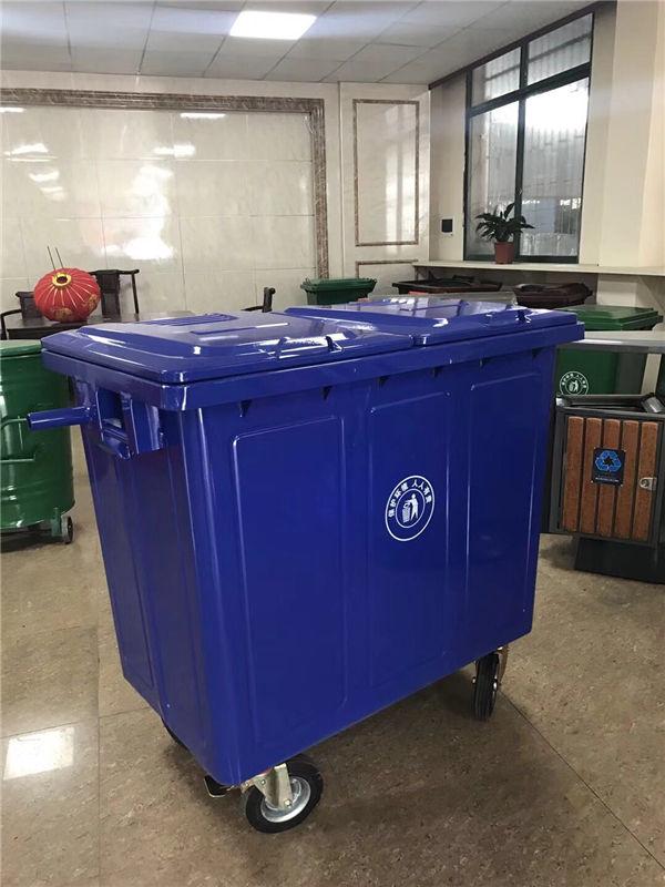 湖北不銹鋼垃圾箱