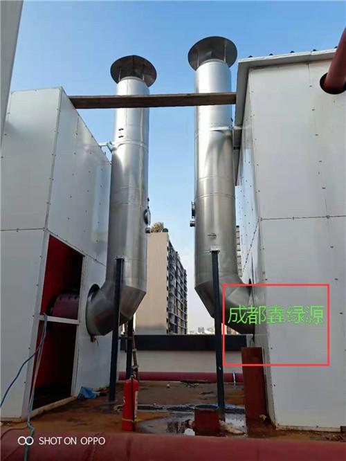 四川不锈钢烟囱防腐工作需要处理哪些问题?