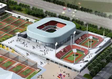 四川国际网球中心案列