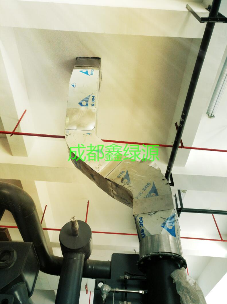 四川分集水器工程案例