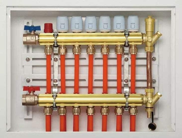教你如何正确选择四川分集水器