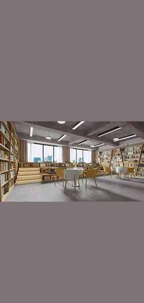 尚美图书馆
