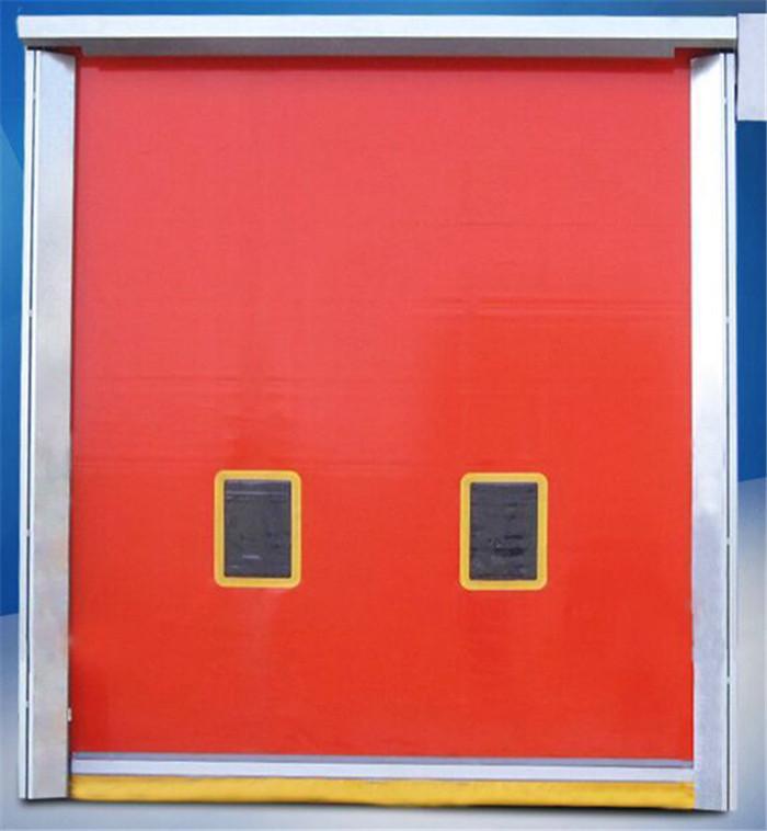 快速门怎么安装来了,新疆快速门厂家告诉你简单快速的安装方法